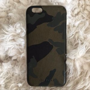 Cole Haan iPhone 6 Case • Camouflage